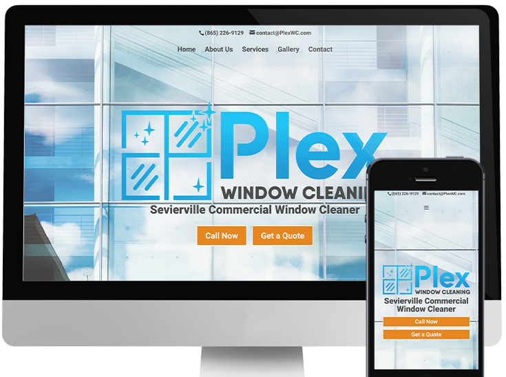 Plex Window Cleaning